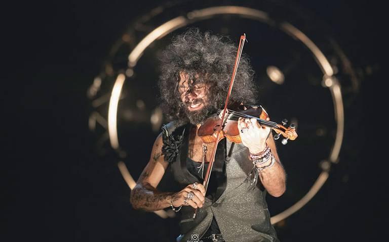 Ara Malikian, el rockstar de la música clásica llega al Auditorio Nacional