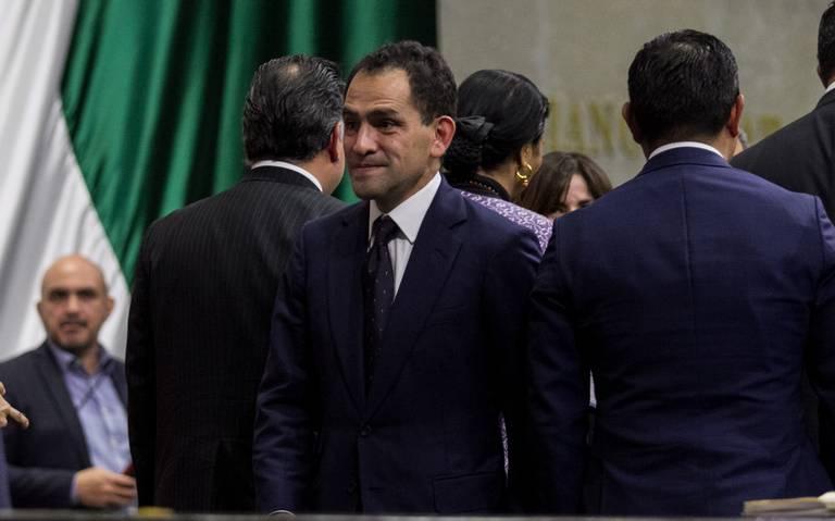 Hacienda se desliga de renuncia de Germán Martínez al IMSS