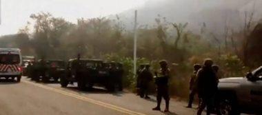 Balacera en Xaltianguis, Guerrero, deja un muerto