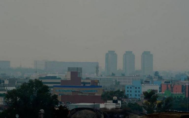 Activan Contingencia Ambiental Atmosférica Extraordinaria por partículas PM2.5