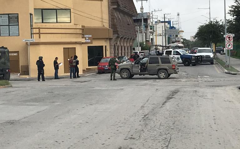 Asesinan a tiros a hombre que viajaba con su familia en Tamaulipas