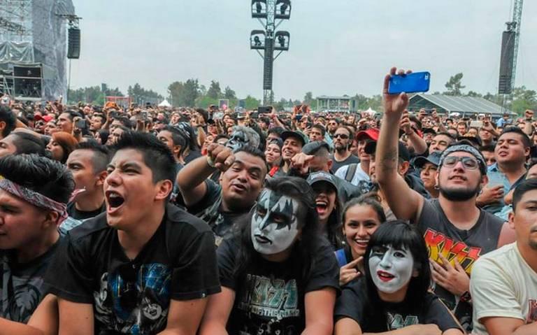 ¡Viernes de metal! Abre sus puertas el festival Domination