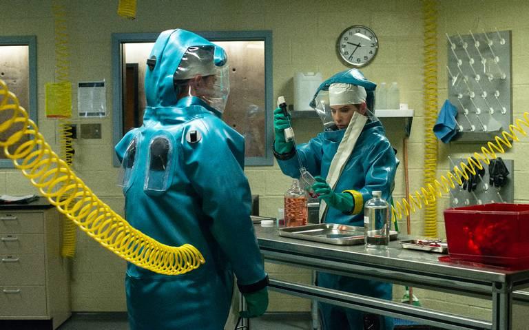 Nueva serie muestra los estragos de virus del ébola
