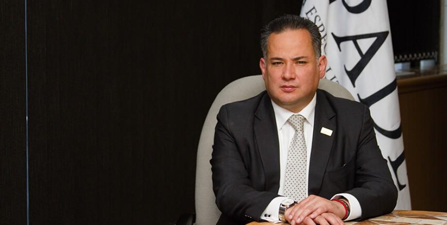 """""""Se acabaron los intocables"""": Santiago Nieto"""