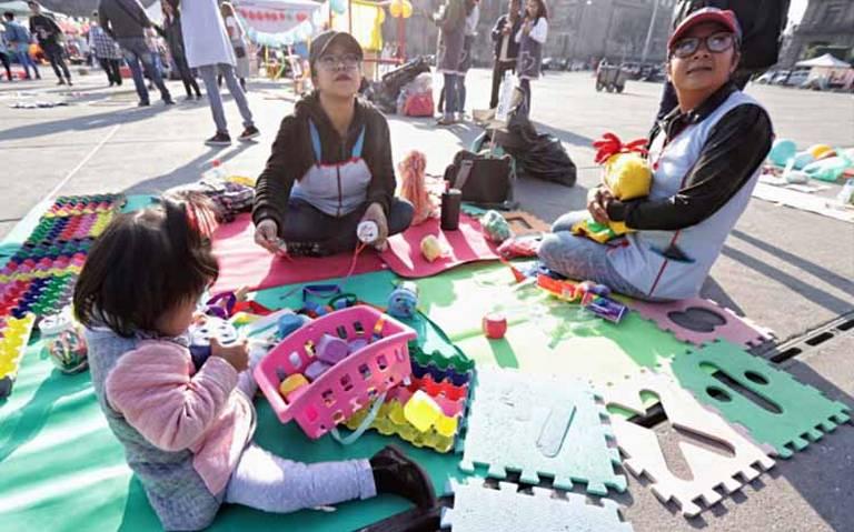 Reciben apoyo directo 213 mil 437 niños del programa de estancias infantiles