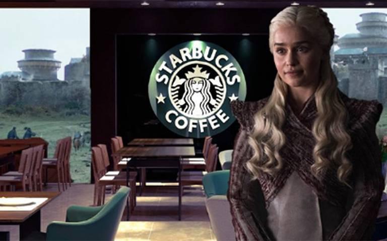 ¿Starbucks en Winterfell? el error viral de GOT