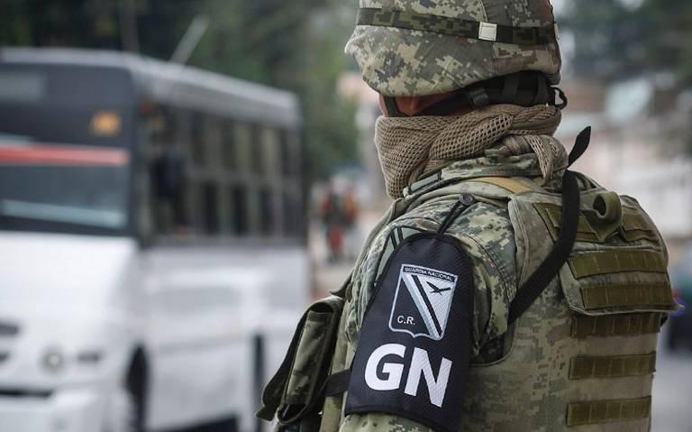 Guardia Nacional inicia operaciones en ocho estados, entre ellos CDMX, Edomex y Morelos