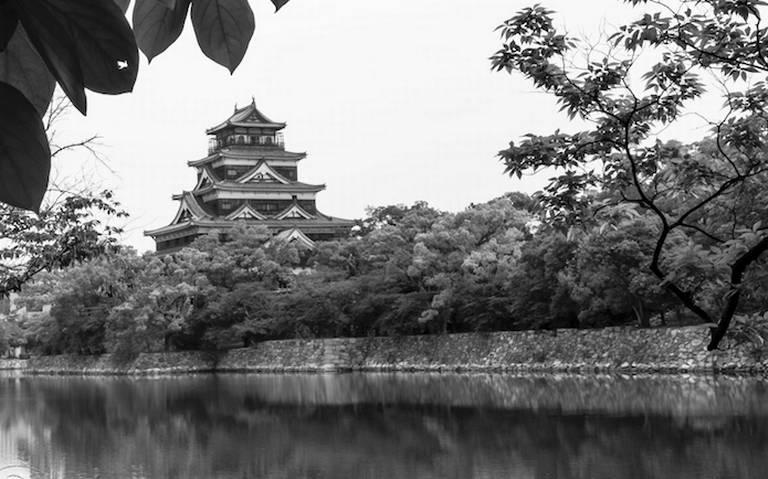 Seiji Shinohara muestran el rostro actual de Hiroshima