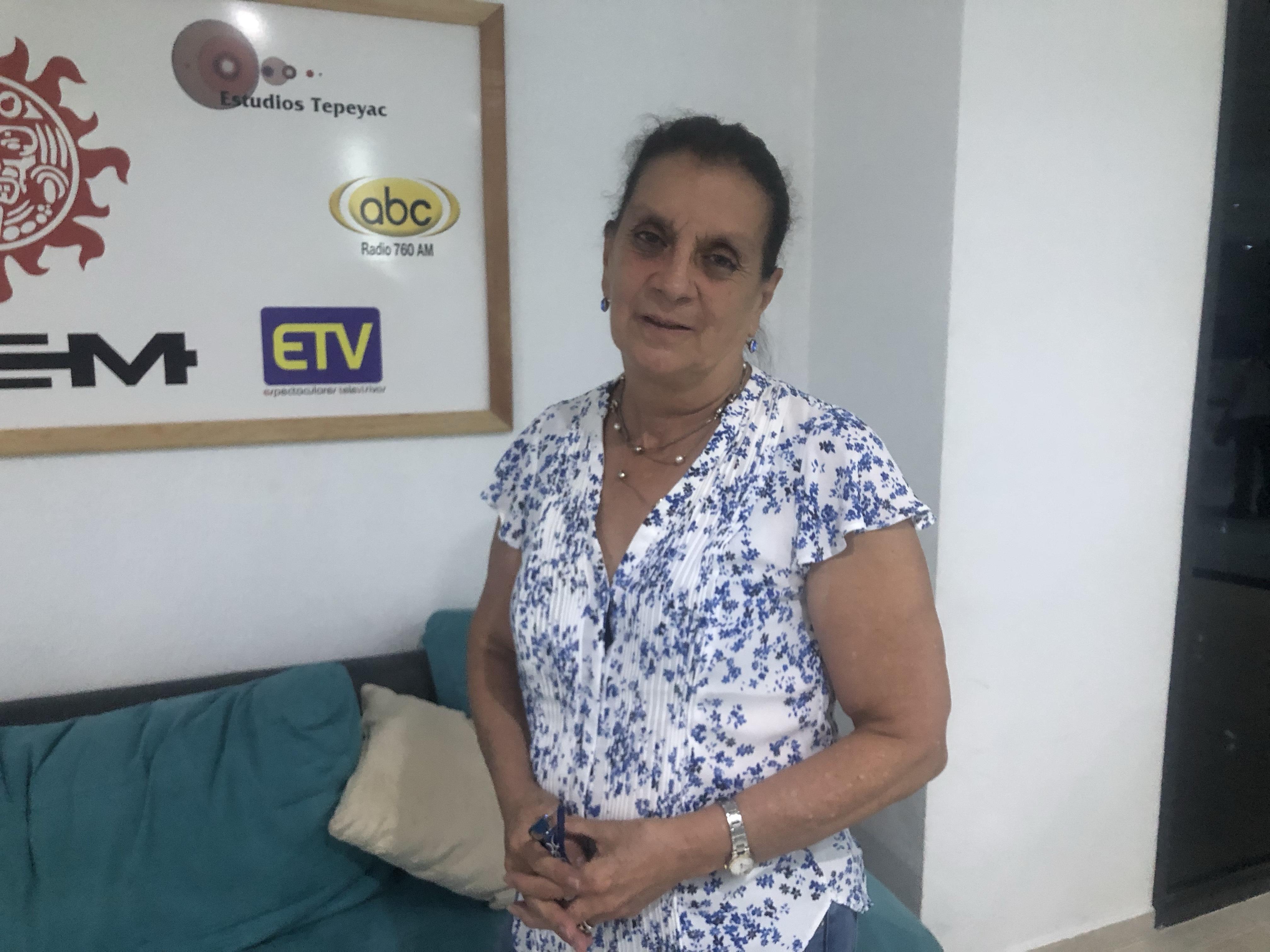 Se requiere capacitar a la población sobre alertas tempranas: Myriam Urzúa