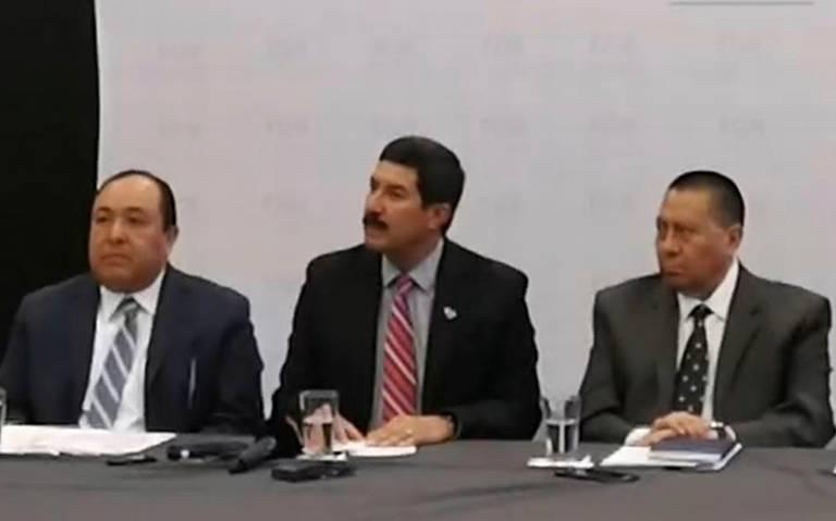Javier Corral denuncia al ex encargado de PGR, Elías Beltrán