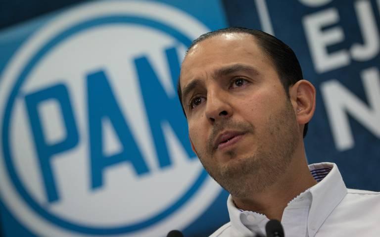 Economía no recibió una cachetadita, sino una bofetada: PAN a Alfonso Romo