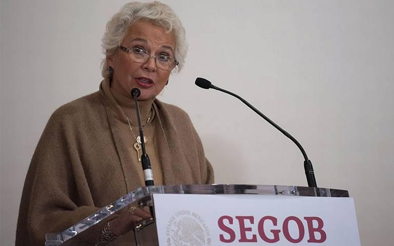 Caso Lozoya no es cacería de brujas, ni Quinazo: Olga Sánchez