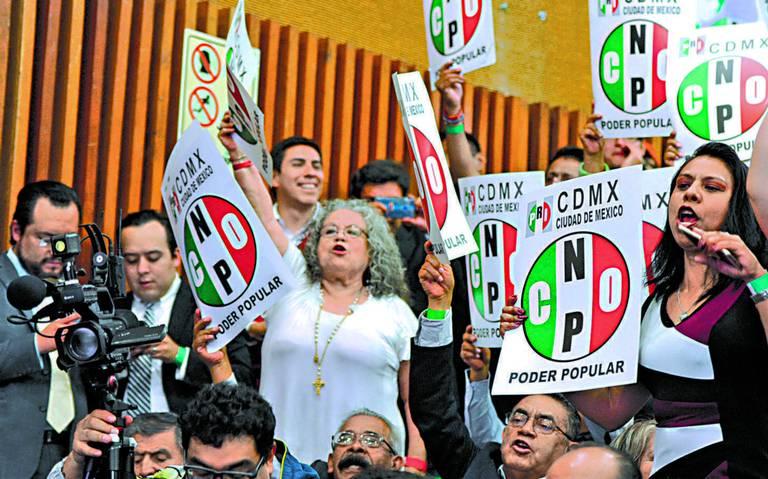 Miles acusan al PRI de afiliarlos involuntariamente