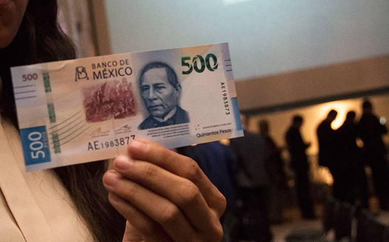 ¡De los más bellos del mundo! Así catalogan al billete de 500 pesos mexicanos