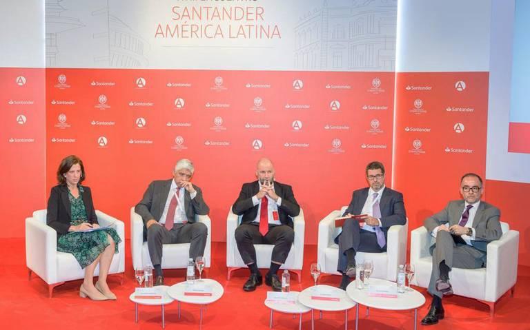 PIB de México crecerá 1.2 por ciento este año: Santander