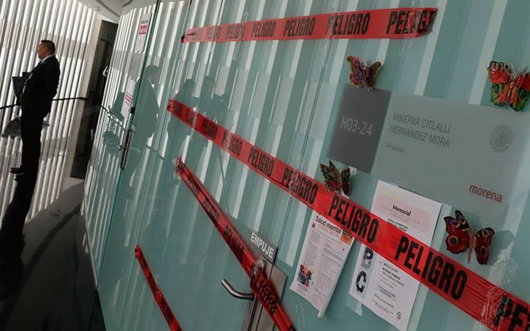 Fiscalía inicia investigación por libro bomba contra senadora Citlali Hernández