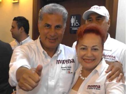 La dirigencia de Morena no está apoyando a nuestros candidatos en ningún sentido. Hay ausencia de liderazgo nacional.