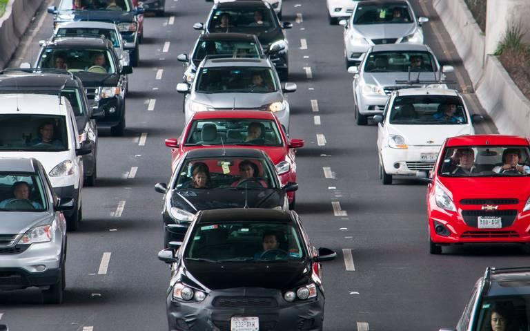 No circularán autos con holograma 0 y 00 en contingencia ambiental