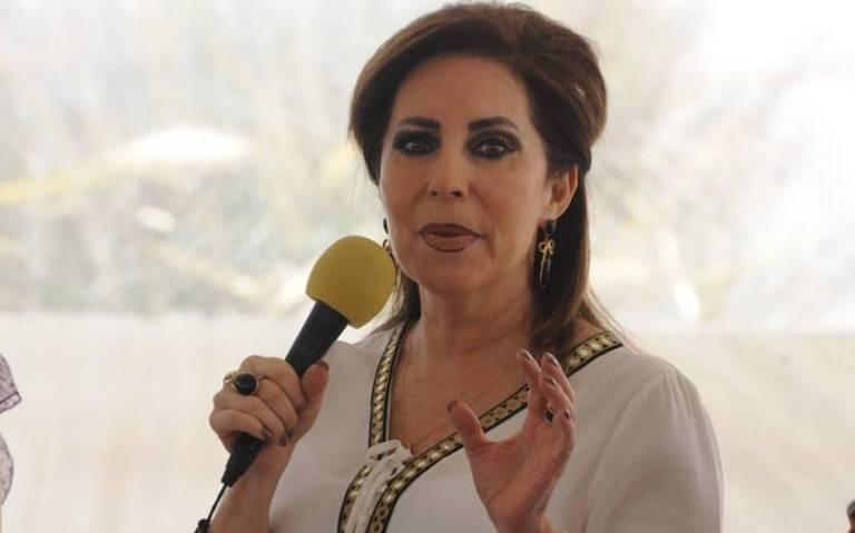 Por presunto peculado detienen a la ex alcaldesa de León, Bárbara Botello