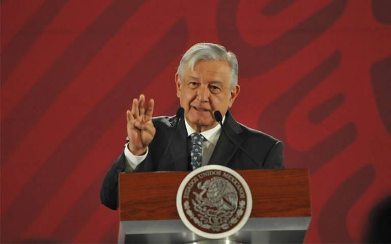 """Para 2024 habrá un crecimiento del 4%"""", asegura López Obrador"""