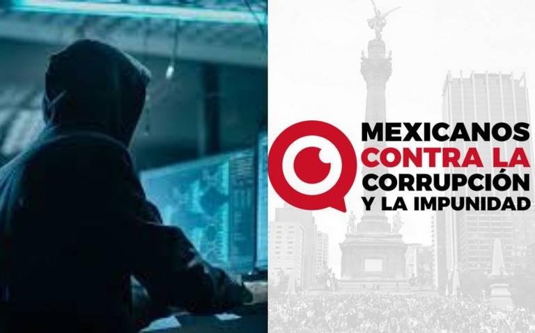 Desde Alemania atacan página web de Mexicanos Contra la Corrupción