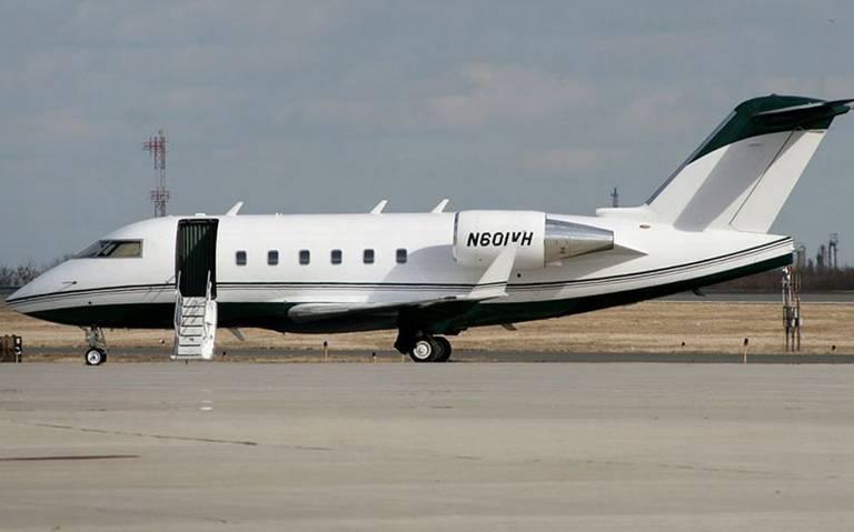 Desaparece avión ejecutivo que viajaba de Las Vegas a Monterrey