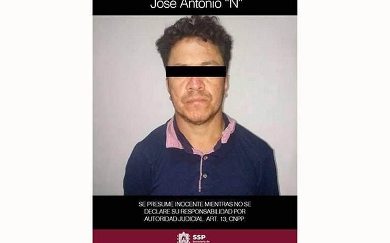 Cabecilla de grupo delictivo dedicado a robos en comercios y viviendas cae en Coatepec