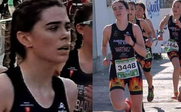 Con sólo 15 años, fallece la triatleta Clara Martínez tras sufrir accidente