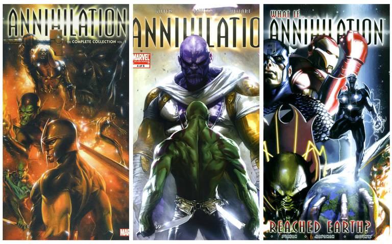 ¿Annihilation será la nueva trama cinematográfica que prepara Marvel?