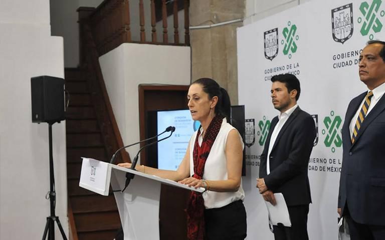 Crean Comisión de Búsqueda de Personas Desaparecidas en la CDMX