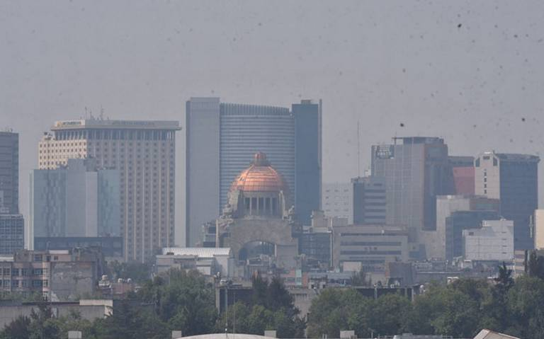 Por contaminación, SEP llama a suspender actividades al aire libre en escuelas