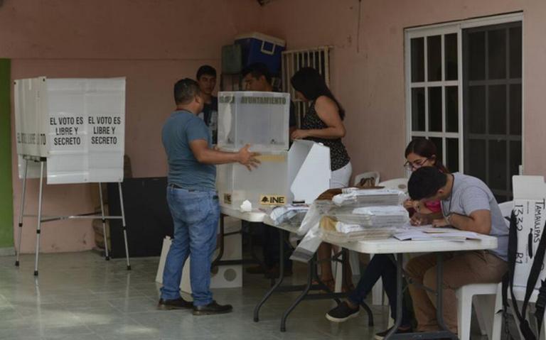 Blindan las elecciones con operativo extraordinario
