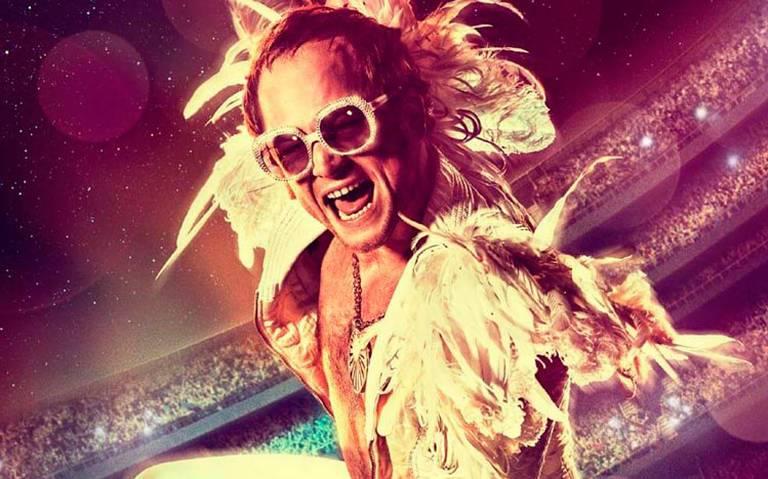 Elton John se muestra sin disfraces en Rocketman