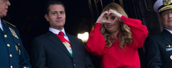 Enrique Peña Nieto oficializa su separación