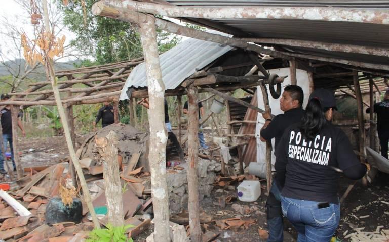 Sigue la recuperación de predios invadidos en Chiapas