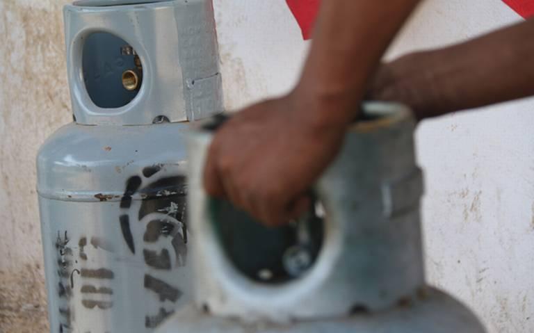 Precio del gas LP aumentó 75% en Chiapas
