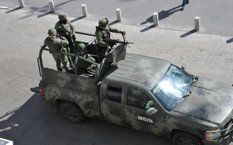 Coordinará Ejército seguridad electoral