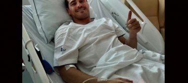 Sara Carbonero agradece el apoyo recibido tras el infarto de Casillas