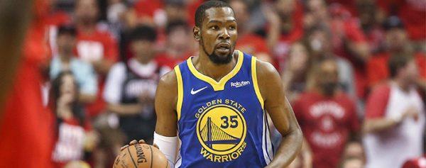 Golden State no contaría con Kevin Durant ni Demarcus Cousins