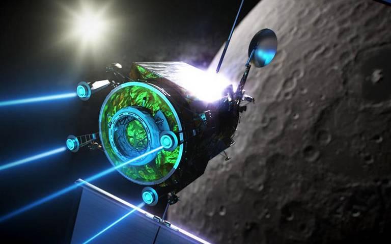 ¡El futuro es ahora! NASA construirá estación espacial en la luna