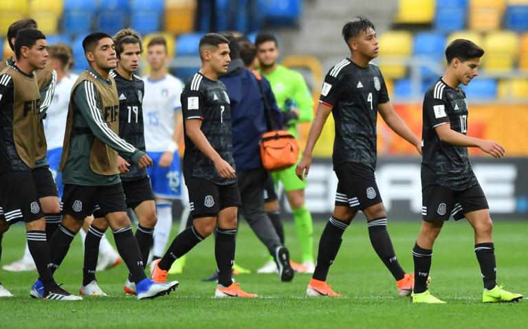 Tri Sub 20 fracasa y queda eliminado de Copa del Mundo