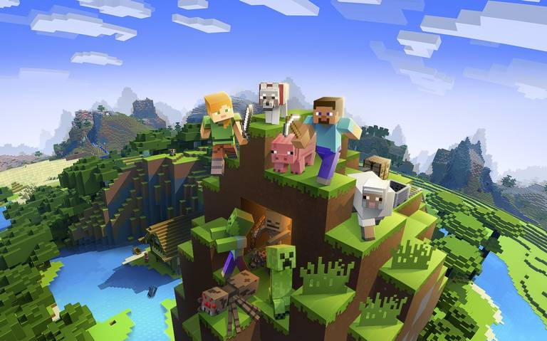 Minecraft desbanca a Tetris y se convierte en el juego más vendido de todos los tiempos