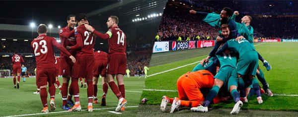 Liverpool vs Tottenham, por la gloria