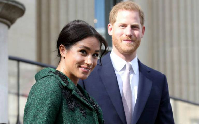 ¡Es un niño! Nace bebé real del príncipe Harry y Meghan