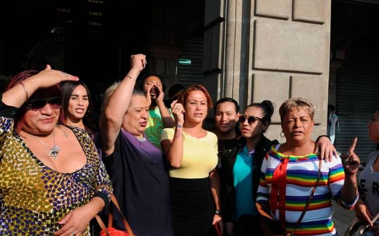 Trabajadoras sexuales exigen que legisladores respeten su profesión