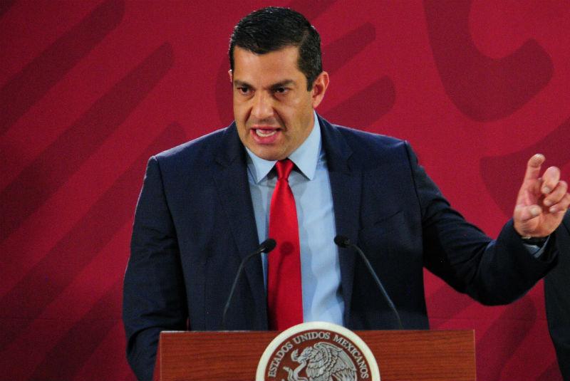 Ricardo Peralta es el nuevo subsecretario de Gobernación