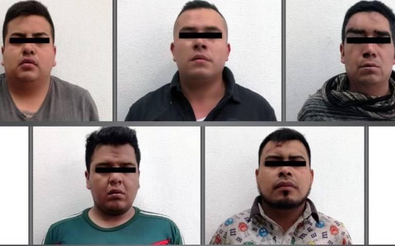 Detienen a banda roba coches en Cuautitlán