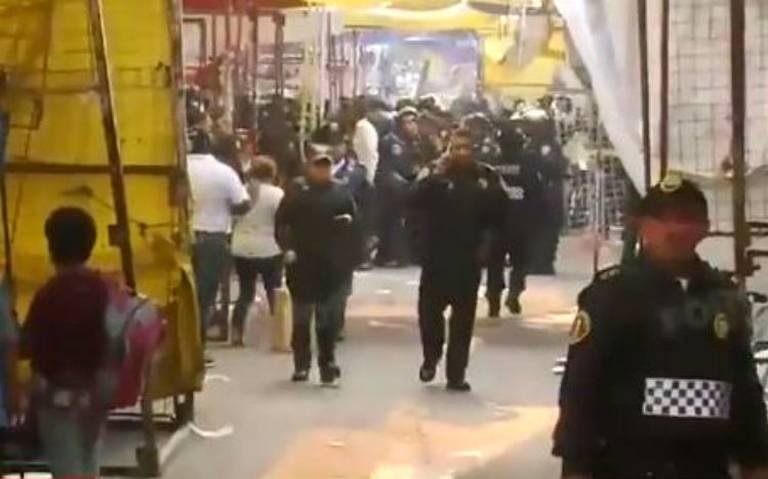 Enfrentamiento entre grupos de extorsionadores desató balacera en Tepito: Jesús Orta