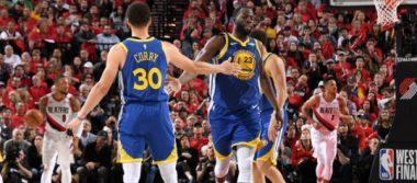 Golden State llega a otra final de la NBA