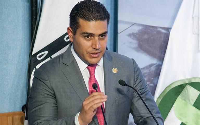 Omar García Harfuch, nuevo jefe de la Policía de Investigación de la CDMX